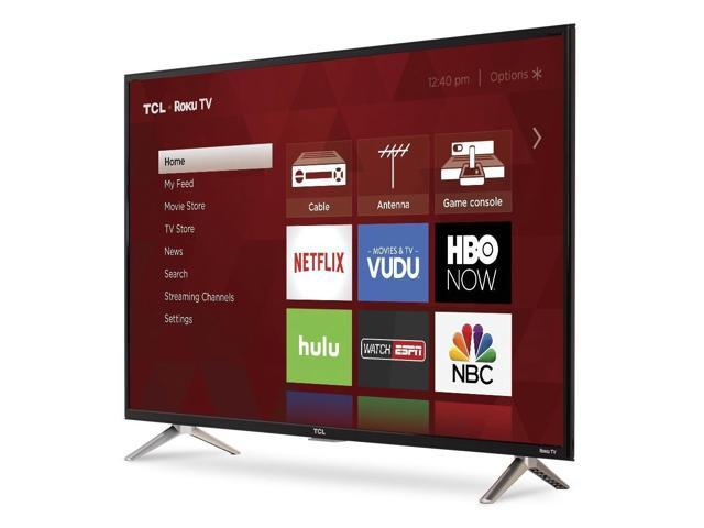 TCL 40S305 Class S-Series 40-Inch FHD LED ROKU Smart TV