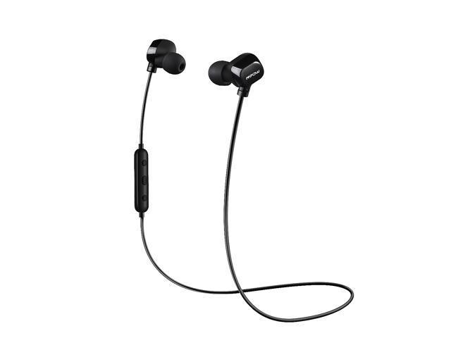 55dbe8d9a91 Mpow Wireless Headphones, In-ear Sweatproof Sports Earbuds for Running,  Bluetooth 4.1, ...