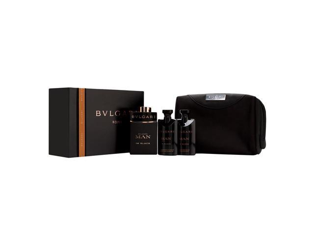 07df868f16f32 Bvlgari - In Black Coffret  Eau De Parfum Spray 100ml 3.4oz + After ...