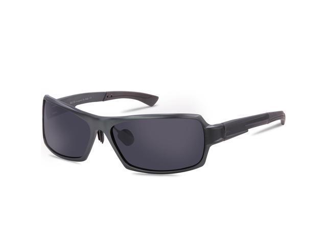 e0d73624a70 Duco Men s Sports Polarized Sunglasses Driver Glasses Unbreakable Frame UV  Protection ...
