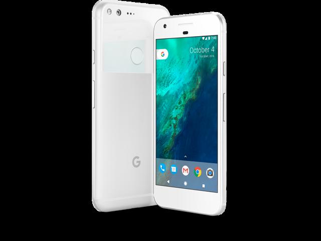 Google Pixel 128GB GSM Factory Unlocked - Silver (International Version)