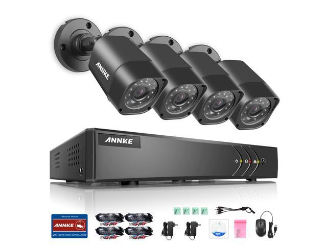 Annke 8CH 720p DVR Weatherproof Security System