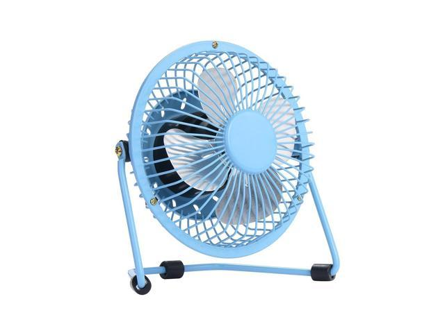 Rcf Af8 Desktop Usb Fan With Upgraded 6 Inch Blades Enhanced Airflow Lower Noise Metal Design Ed Personal Table Mini Cooling