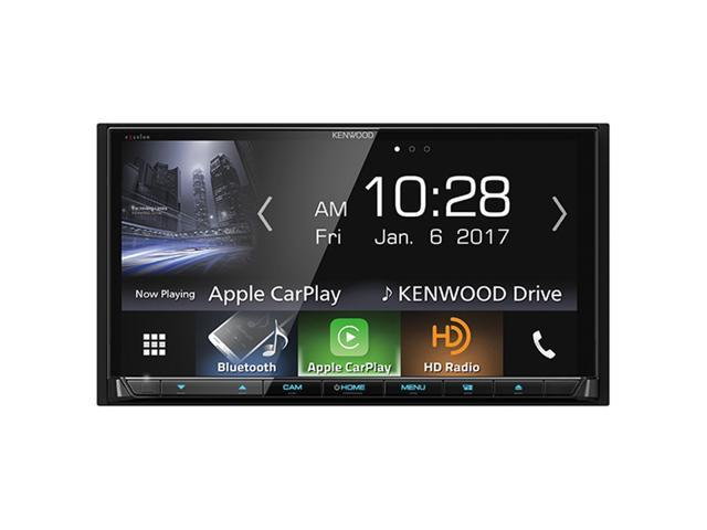 Save $25 on Kenwood eXcelon DDX9904S Multimedia Receiver Features Apple CarPlay, Android Auto, HD Radio, and Built-In Bluetooth