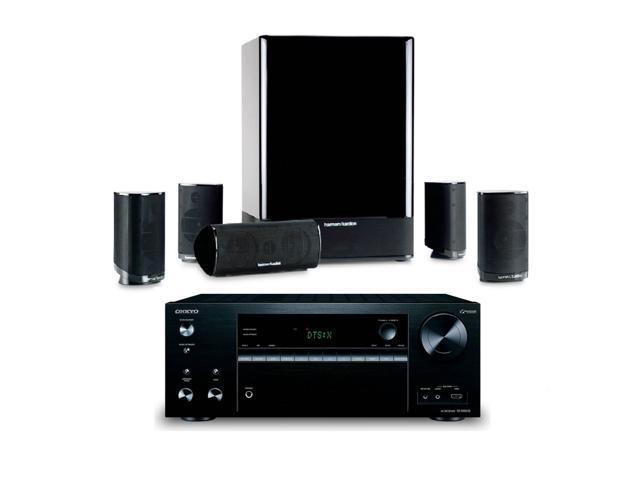 Harman Kardon HKTS 15 5.1-channel Home Theatre Speaker System with ...