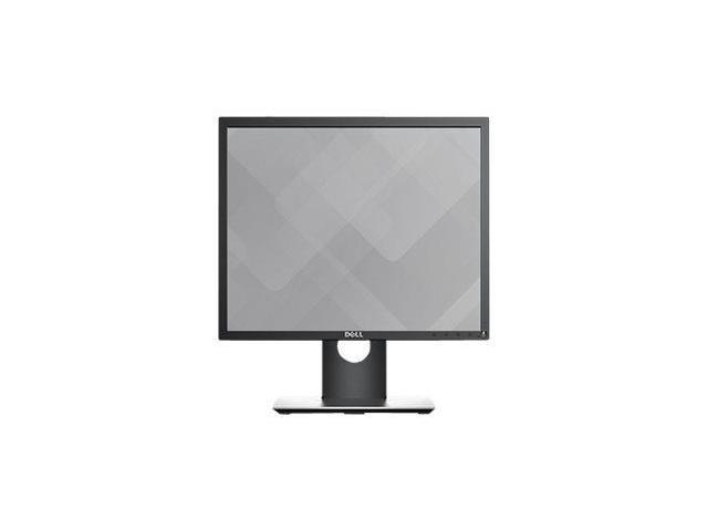 "Dell P1917S Black 19"" 6ms HDMI LED Backlight Monitors - LCD Flat Panel"