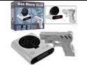 Gun & Target Recordable Alarm Clock By Tg