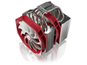 RAIJINTEK TISIS, Dual-Tower CPU Cooler, 5pcs 8mm Heat-Pipe, 2*14025mm PWM Fans, Option to Install 3 fans, Fully Nickel Plating, Copper Base, Multiple Mouting Kit for Intel & AMD, User friendly design