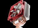 RAIJINTEK THEMIS, 3pcs 8mm Heat-Pipe, 12025 PWM Fan, Option To Install Dual Fans, Slim Type 120mm Heat-Sink(D:50mm), Multiple Mounting Kits for Intel & AMD, Easy installtion and User friendly design