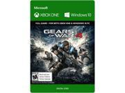 Gears of War 4 for Standard Edition Xbox One and PC Download Deals