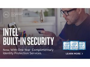 Intel Iris Identity Protection