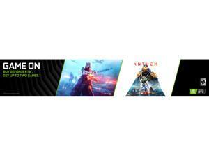 NVIDIA Gift - Get Anthem or Battlefield V
