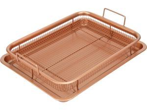 Tayama TCC-12 Copper 2-Pieces Copper Crisper