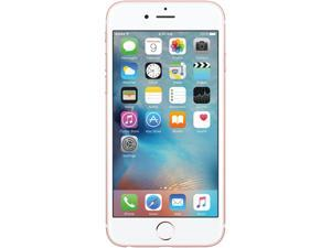 Refurbished: Apple iPhone 6s 16GB Unlocked GSM 4G LTE Dual-Core Certified Phone w/ 12MP Camera - Rose Gold