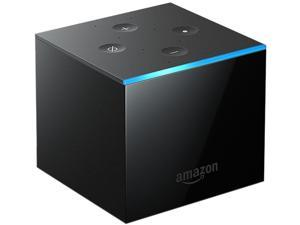 Fire TV Cube | Hands-Free with Alexa and 4K Ultra HD (Includes All-New Alexa Voice Remote) | Streaming Media Player