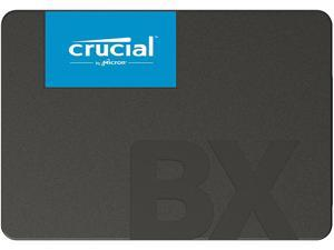 "Crucial BX500 2.5"" 240GB SATA III 3D NAND Internal Solid State Drive (SSD) CT240BX500SSD1"