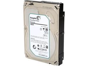 "Refurbished: Seagate BarraCuda 7200.14 ST3000DM001 3TB 7200 RPM 64MB Cache SATA 6.0Gb/s 3.5"" Internal Hard Drive Bare Drive"