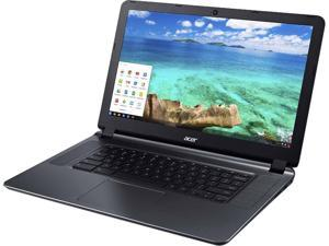 "Refurbished: Acer CB3-532-C47C Chromebook Intel Celeron N3060 (1.60 GHz) 2 GB Memory 16 GB Flash 15.6""  Chrome OS"