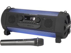 Refurbished: SOUNDSTREAM Street Hopper 5 (QK9-00190-BP) Portable Bluetooth Boombox Speaker w/Mic RGB-LED