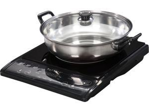 Tayama TIH-1500X Induction Cooker with Cooking Pot