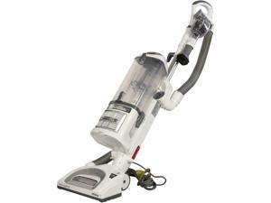 Refurbished: Shark NV370EBGB Navigator Lift-Away Professional Upright Vacuum White and silver