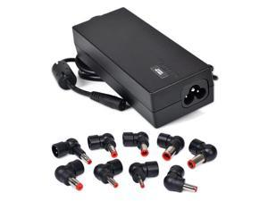Refurbished: Targus 90W Universal Laptop Power Adapter for Acer, HP, Dell, Toshiba, Lenovo