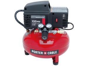 Refurbished: PCFP02003R 135 PSI 3.5 Gallon Oil-Free Pancake Compressor