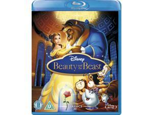 Beauty and the Beast Blu-ray [Region-Free]