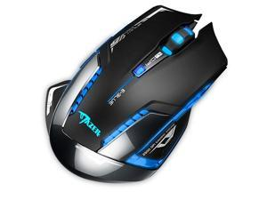 E-Blue E-3lue Mazer II 2500 DPI Blue LED 2.4GHz Wireless Optical Gaming Mouse + Receiver For Pro Gamer
