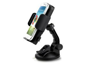 """iClever ICH02 Car Holder for Smart Phone and Tablets From 4.3"""" to 7.8"""""""