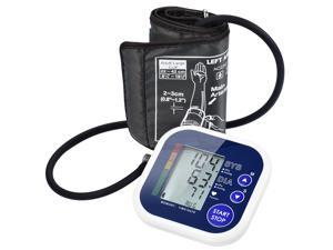 Victake Automatic Upper Arm Blood Pressure Monitor with Wide-Range Cuff, and Irregular Heartbeat Detector