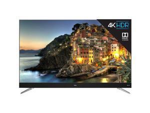 TCL 55C807 Class C-Series 55-Inch 4K UHD HDR ROKU Smart TV