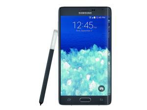 Refurbished: Samsung Galaxy Note Edge SM-N915A N915A Charcoal Black 32GB AT&T Unlocked Cell Phone
