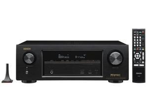 Denon AVR-X1300W 7.2 Channel Full 4K Ultra HD Network A/V Receiver with Wi-Fi and Bluetooth