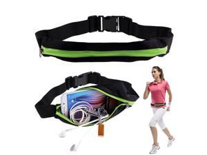 Lightweight Weather Resistant Running and Fitness Waist Bag