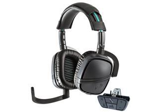 Polk Audio Striker Pro ZX Wired Stereo Gaming Headset for Xbox One - Emerald Green/Black