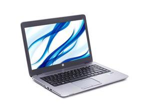 "Refurbished: HP EliteBook 840 G2 Intel i5 Dual Core 2300MHz 500Gig Serial ATA 8GB NO OPTICAL DRIVE 14.0"" WideScreen LCD Windows 10 Professional 64 Bit Laptop Notebook"