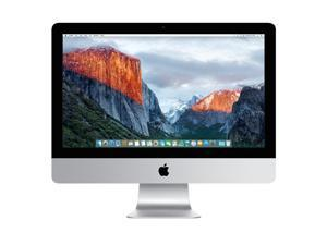 "Refurbished: Apple iMac 20"" - A Grade - Intel C2D 2.66GHZ, 4GB RAM, 320GB HD, WebCam, OS X 10.11 El Capitan, Keyboard/Mouse - A1224 MB417LL/A"