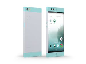Nextbit Robin 32GB (100GB Cloud) GSM Factory Unlocked 4G LTE Android Smartphone - Mint
