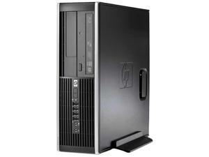 Refurbished: HP Compaq 6300 Pro SFF PC Intel Pentium 2.8GHz 4GB RAM 250GB HDD Windows 7 Pro