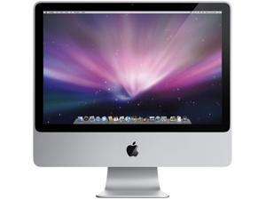 "Refurbished: Apple iMac MA877LL 20"" Core2Duo T7700 2.4GHz 4GB 250GB Mac OS X 10.10"