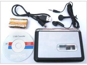 USB Cassette Player Converter with Mp3 , Ship from US.