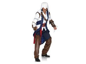 Leg Avenue Men's Assassin's Creed 5 Piece Connor Deluxe Costume - MED/LGE