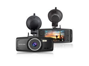 AUTO-VOX D1 2.7-Inch Car DVR Dashboard Recorder FHD 1080P Night Vision Dash Cam Digital Video Recorder G-Sensor Loop Recording Guarded Parking Monitor with 32GB SD Card Included