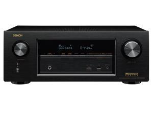 Denon AVR-X3300W 7.2 Channel 4K Ultra HD AV Receiver with Bluetooth and WiFi