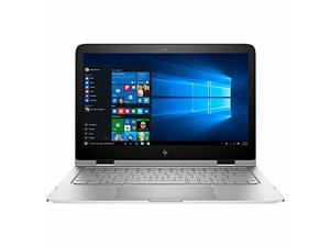 "Refurbished: HP Envy 13-Y013 x360 Convertible Core™ i7-7500U 2.7GHz 256GB PCIe NVMe SSD 16GB 13.3"" QHD+ (3200x1800) EDGE-TO-EDGE GLASS  TOUCHSCREEN BT WIN10 Webcam TURBO SILVER Backlit Keyboard  .61"" thin, 3.15 lb"