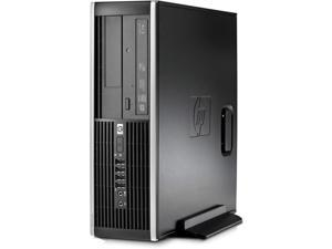Refurbished: HP Compaq 6000 Pro SFF PC Intel Pentium Dual Core E5300 2.6GHz 2GB RAM 160GB HDD Windows 7 Pro