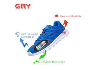 Ultraviolet Shoes Sanitizer UV Sneaker Sterilizer Boot Deodorizer Dryer Lamp kill germs fungi