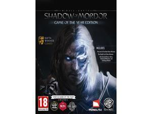 Middle-earth: Shadow of Mordor GOTY Edition [Download Code] - PC