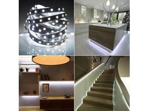 10M SMD 3528/5050 Waterproof 300 LED Strip Flexible Ribbon light Lighting 12V 14.4W  (White)